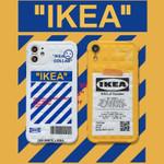 OW x IKEA Fashion iPhone Case