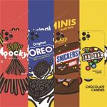 Fashion Snack Packaging iPhone Case