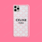 Luxury CL Classic Pattern iPhone Case