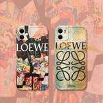 Tide brand LYW Graffiti iPhone Case