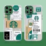 Starbucks Label iPhone Case