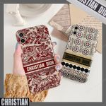 Dior Forest Series iPhone Case