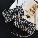 Luxury D Saddle Pouch Bag iPhone Case