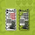 COME And GO Fashion iPhone Case