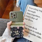 GG Gorgeous Flower Style iPhone Case