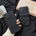 D Dark Style Pattern iPhone Case