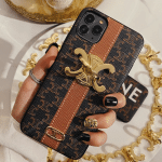 CL Triomphe Pattern iPhone Case