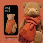 Burberry 3D Bear iPhone Case