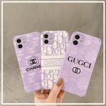 Luxury Purple iPhone Case
