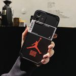 Simple Jumpman iPhone Case