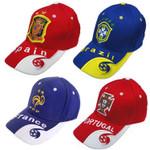 FIFA World Cup National Team Baseball Cap