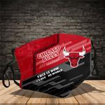 Basketball Teams Dustproof and Washable Adult Mask