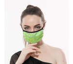Sunscreen Multicolor Breathable Mask