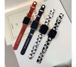 Fashion TNF Triangle Apple Watch Band