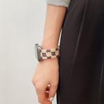 Khaki Fashion Pattern Apple Watch Band