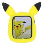 Cute Pikachu Apple Watch Case