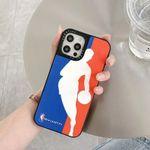 Basketball logo iPhone Case