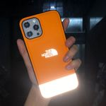 Reflective TNF iPhone case