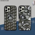 Brooklyn Nets logo iPhone Casse