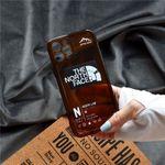 Simple TNF Label iPhone Case