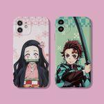 Demon Slayer Tanjiro Team iPhone Case