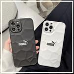 Simple Cougar iPhone Case