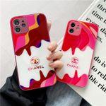 Watercolor Luxury CC iPhone Case