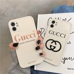 Fashion Contracted GG iPhone Case