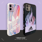 Design Of The Side AD iPhone Case