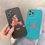 Fashion Jumpman Mark Sneakers iPhone Case