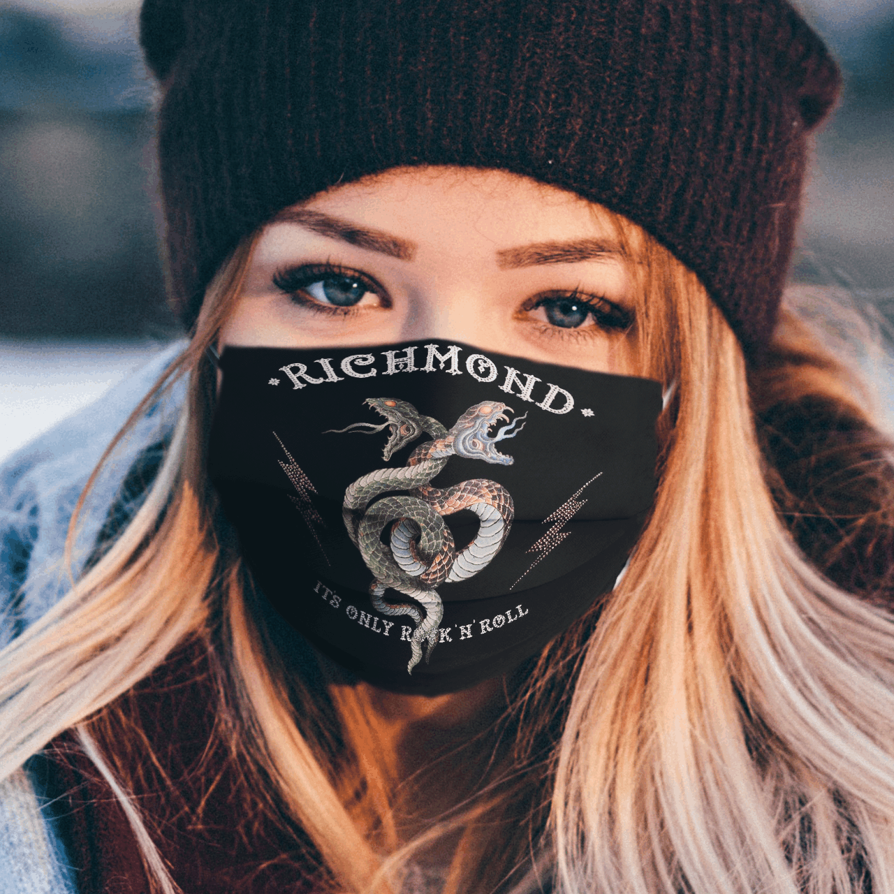 Richmond Face Mask