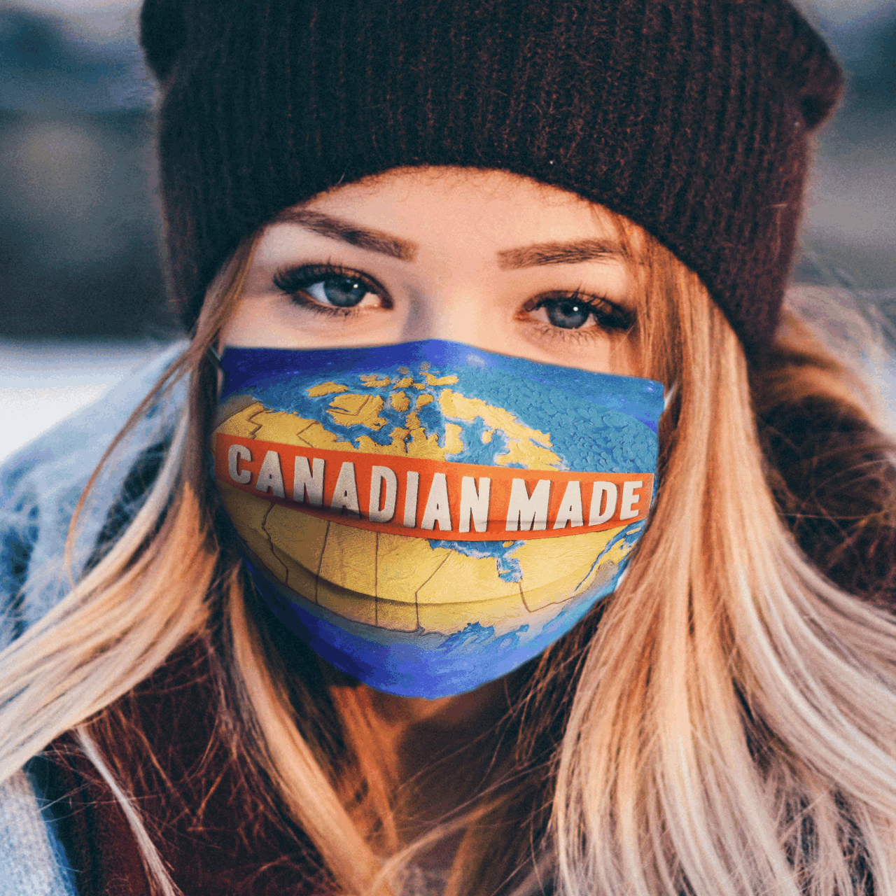 Canadian Made Face Masks