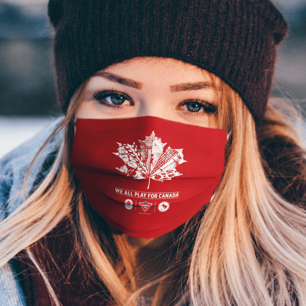 Canadian Tire Face Mask