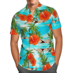 Justin Bieber Summer Hawaiian Beach Shirt