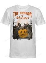The Horror Of Pumkin T Shirt