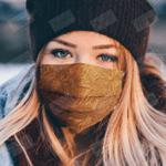 copper fit face mask
