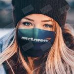 mclaren2 face mask