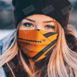 mclaren face mask