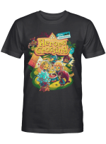 Welcome To Heroes Crossing New Aventures T Shirt