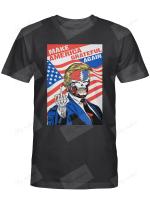 make america grateful again t shirt