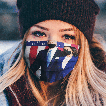 biden harris face mask