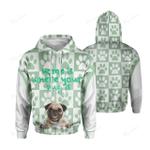 Pug Hoodie 01