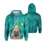 Pug Hoodie 15