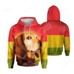 Beagle Hoodie 05
