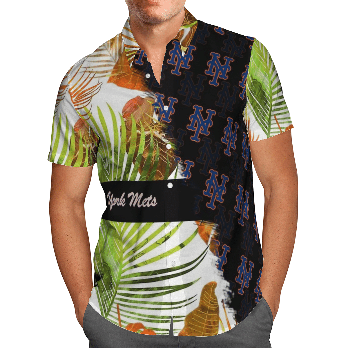 NYM Hawaiian Shirt