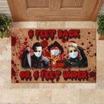 Horror Doormat with FM