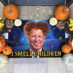 JB I Smell Children Doormat