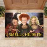 I Smell Children JB2 Doormat