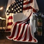 Best Gift-American Flag Blanket