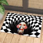 Billy Jigsaw Illusion Doormat